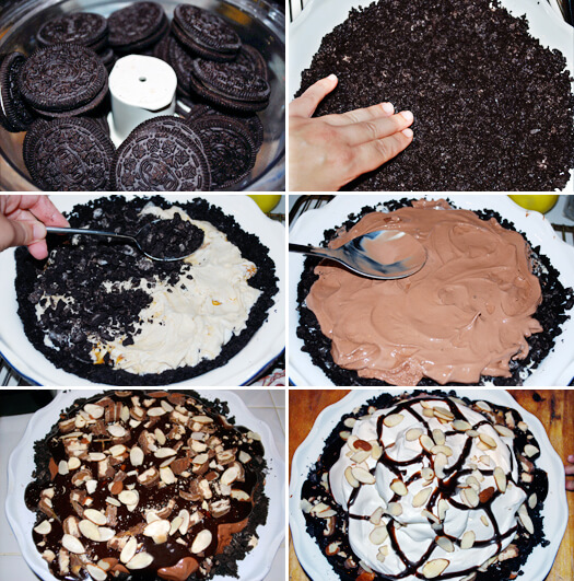 OMG Mud Pie! Detail