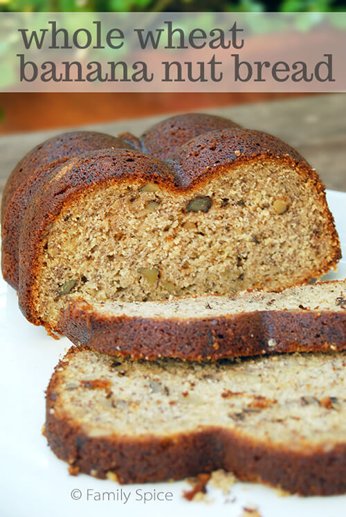 banana nut bread this very flavorful bread has a secret frozen bananas ...