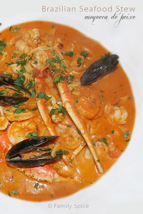 Seafood Stew Brazilian seafood stew