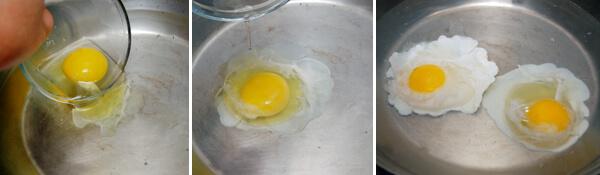Eggs Benedict Detail