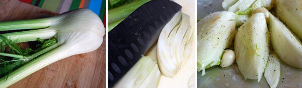 Garlic Fennel Wedges - Family Spice