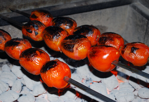 Grilled Tomatoes Recipe — Dishmaps