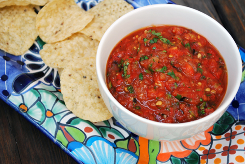 oven roasted tomato salsa oven roasted tomatoes bring out the ...