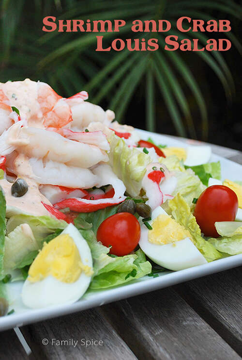 King louie crab salad recipes