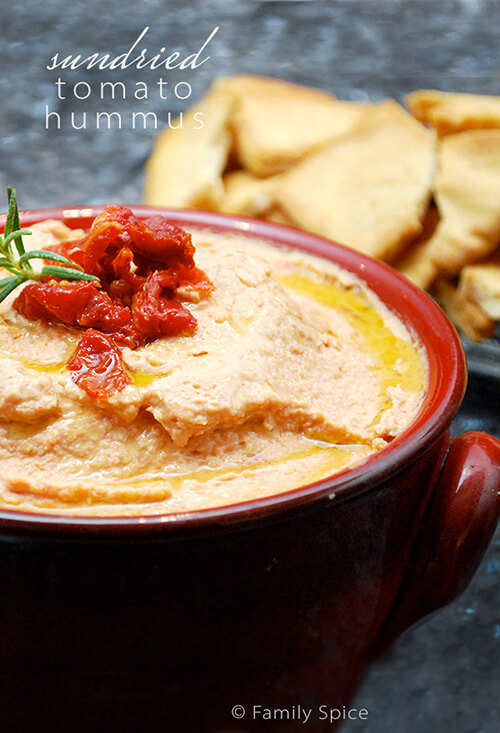 sundried tomato hummus sweet marinated sun dried tomatoes paired with ...