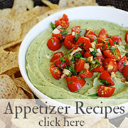 Appetizer Recipes Click Here