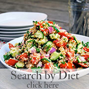 Search by Diet