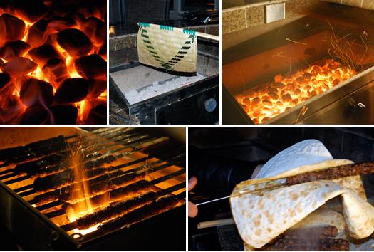 Kabob-e Barg (Filet Mignon Kabob) and a Persian Barbecue by FamilySpice.com