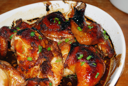 Barefoot Contessa Chicken Recipes balsamic chicken - family spice