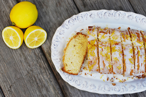 Lemon Recipes: Lemon Tea Bread