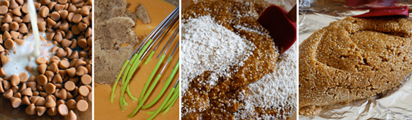 How to Make Oatmeal Butterscotch Bars by FamilySpice.com