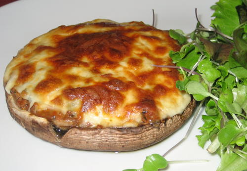 Family Spice Recipe for Portabella Pizzas