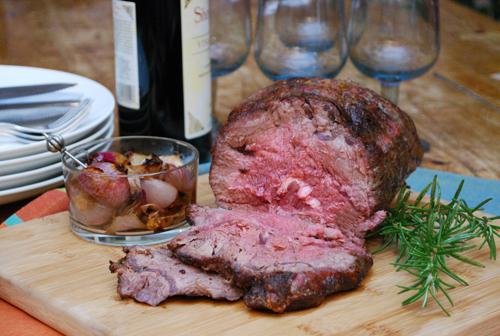 holiday meats - family spice