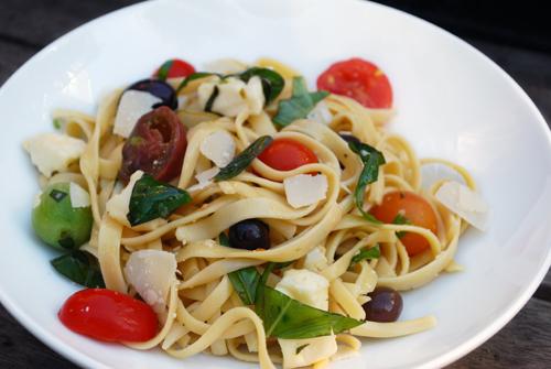 Summer Pasta by FamilySpice.com