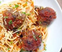 Gluten-Free Italian Meatballs by FamilySpice.com