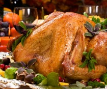 Easy Roasted Turkey by FamilySpice.com