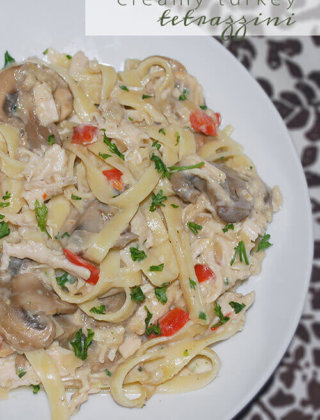 Turkey Tetrazzini and Other Great Leftover Turkey Recipes