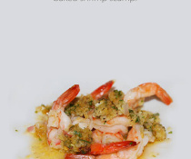 Not for the faint at heart, but definitely delicious: Baked Shrimp Scampi by Familyspice.com