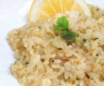 Lemon Risotto by FamilySpice.com