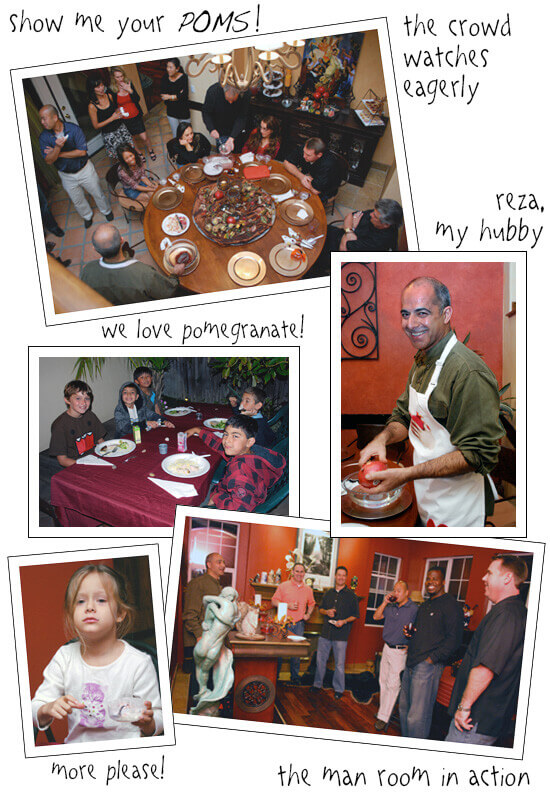 Having Fun at My Very Special POM Party by FamilySpice.com