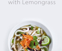 Chicken Udon Noodle Soup with Lemongrass by FamilySpice.com