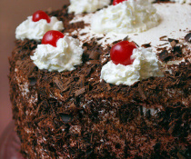 Black Forest Cake by FamilySpice.com