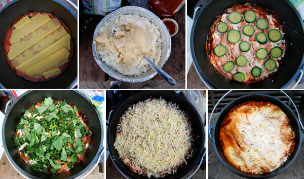Dutch Oven Recipes for Camping Trips by FamilySpice.com