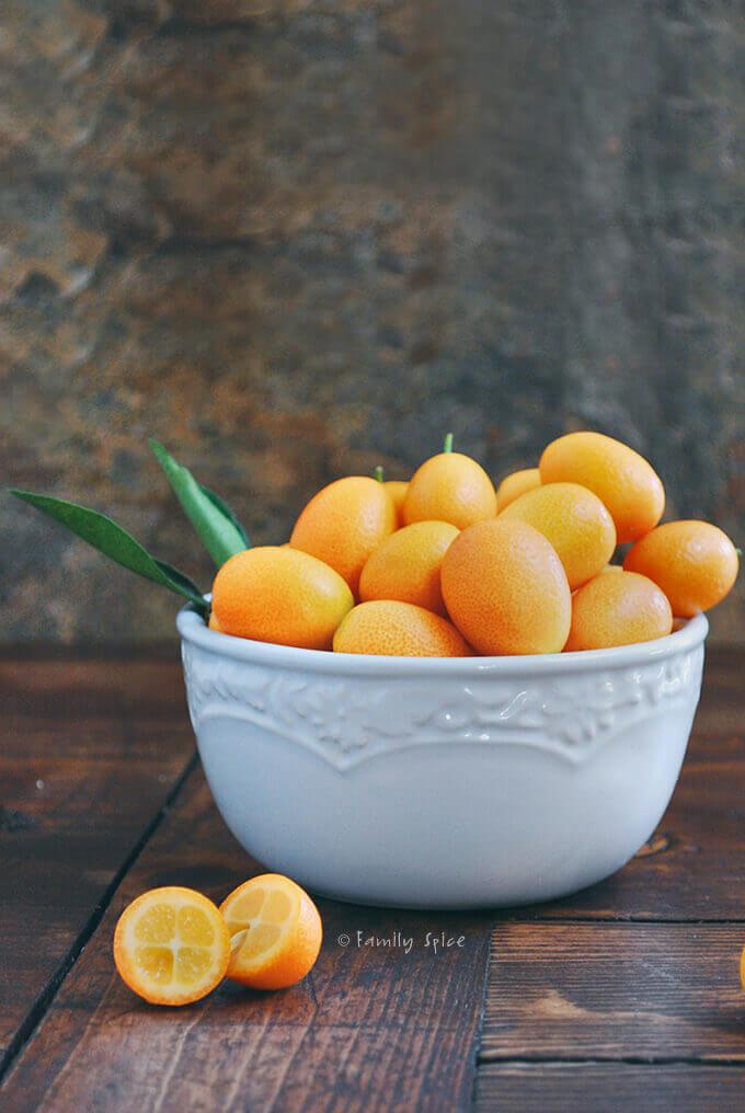 Kumquats FamilySpice.com