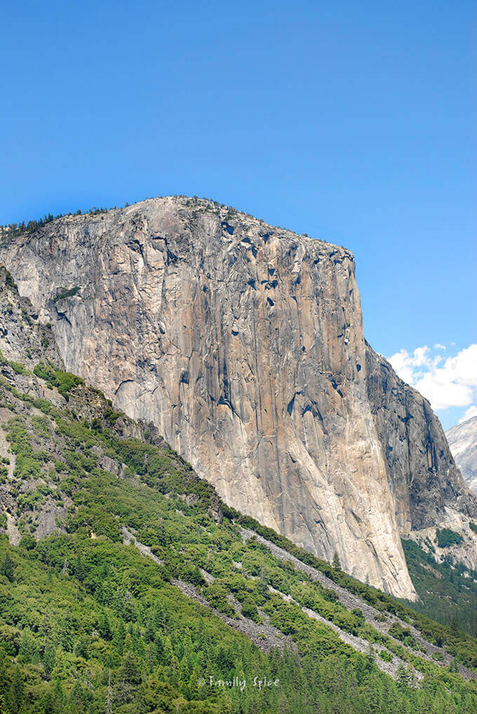 El Capitan, Yosemite National Park by FamilySpice.com