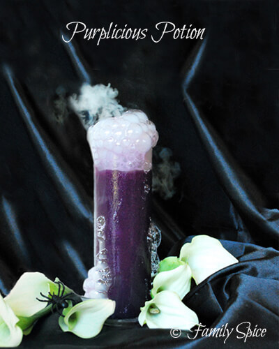 No-Dye All Natural Purplicious Potion