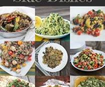 Fabulous Quinoa Side Dishes by FamilySpice.com
