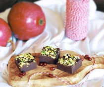 pomegranate_fudge