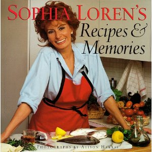 Sophia Loren Cookbook
