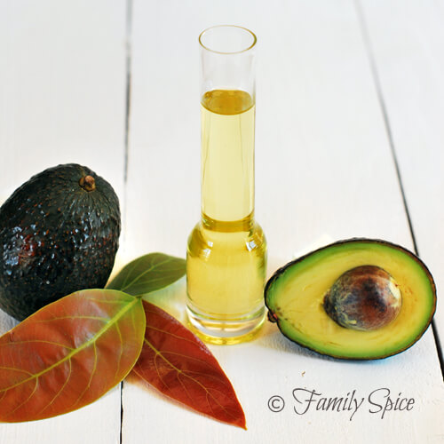 A Lesson on Oils: Avocado Oil by FamilySpice.com