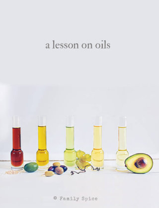 A Lesson on Oils