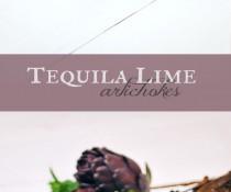 Tequila Lime Artichokes by FamilySpice.com