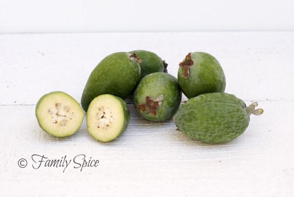 Feijoa aka Pineapple Guava