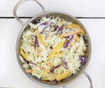 Mango Coleslaw by FamilySpice.com