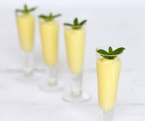 Mango Rum Smoothie by FamilySpice.com