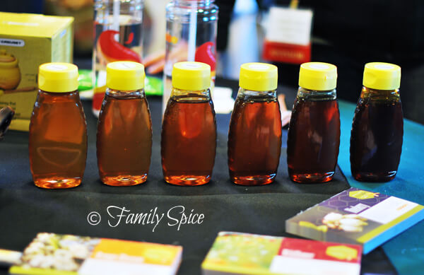 Baking with Honey: Honey Varieties