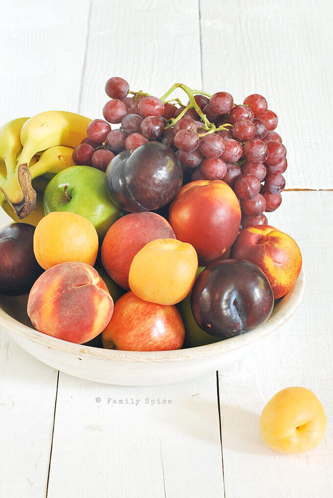 Fruit Bowl by FamilySpice.com
