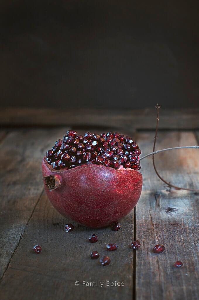 Pomegranate by FamilySpice.com