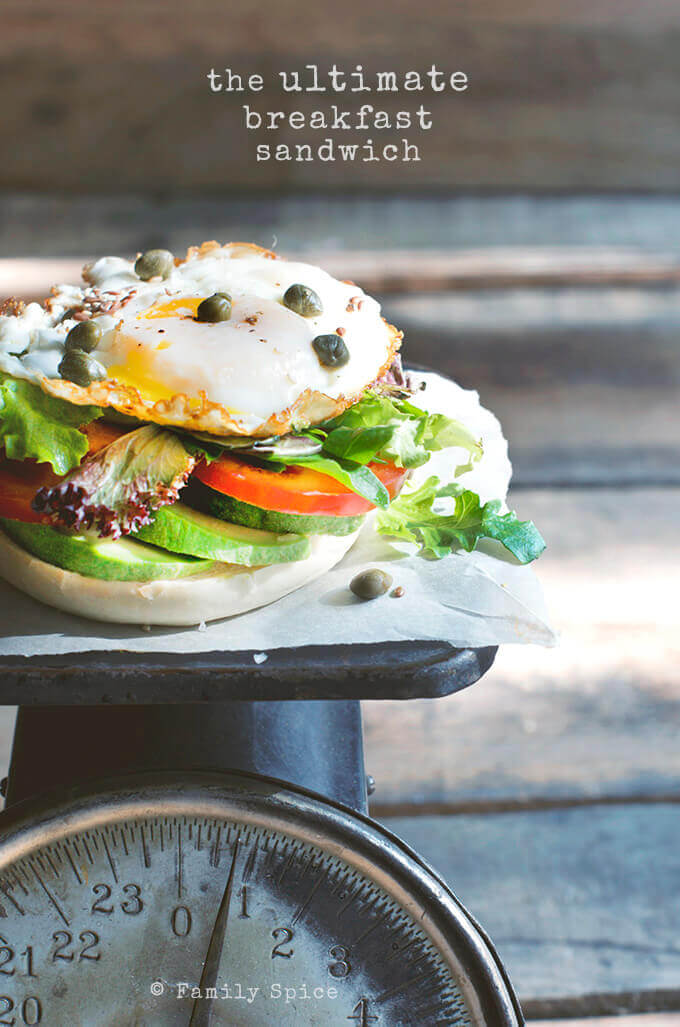 """Small touches can take your average breakfast sandwich from """"blah"""" to """"holy cow!"""" Follow these great tips so you can build the ultimate breakfast sandwich. -- FamilySpice.com"""