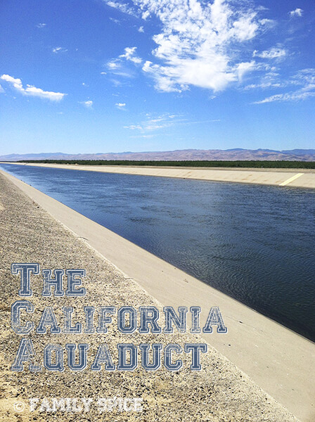 The California Aquaduct