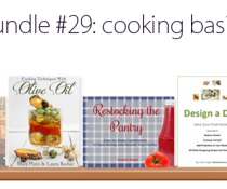 cooking basics ebook bundle