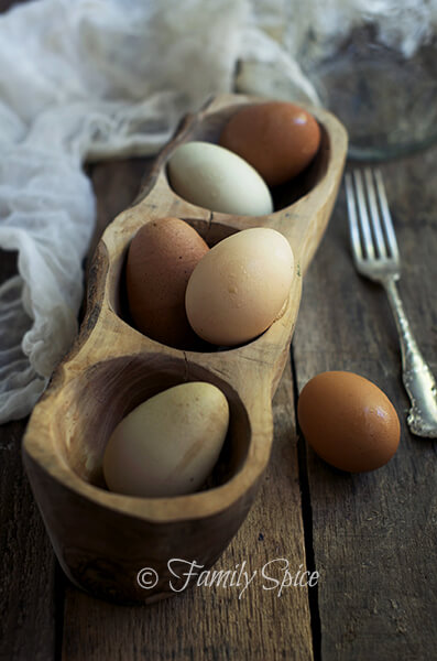 Brown Eggs by Family Spice