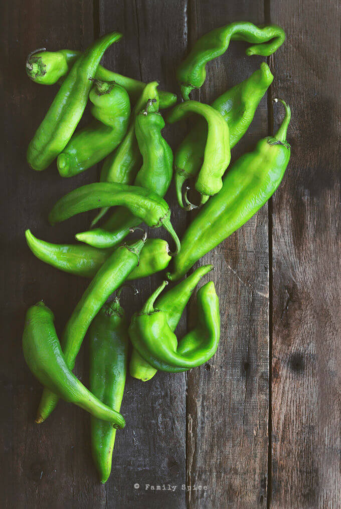 Hatch Chiles by FamilySpice.com