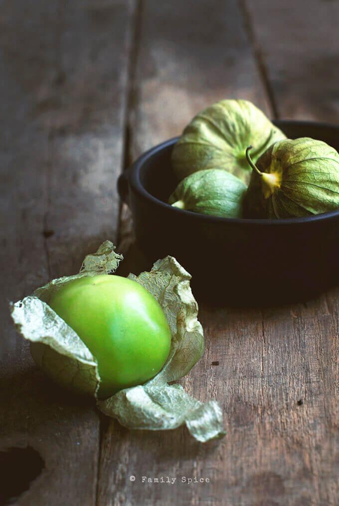 Tomatillos by FamilySpice.com