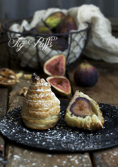 Fig Puffs by FamilySpice.com