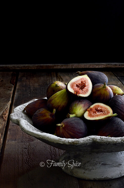 Fresh Figs by FamilySpice.com